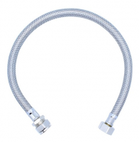 "Viva 1/2"" x 15mm - 500mm - Braided Flexi Hose"