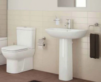 Vitra S20 4 Piece Bathroom Suite