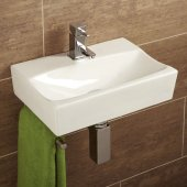 HIB Murcia Basin with Towel Rail