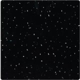 Neptune 250 - Black Sparkle - uPVC Plastic Wall & Ceiling Cladding - 2.6m - 4 Pack