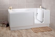 Pearl Full Length Walk-in Bath 1685mm