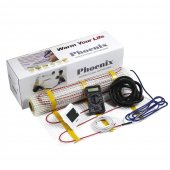 Phoenix Underfloor Heating Kit 1.0 sqm (inc thermostat)