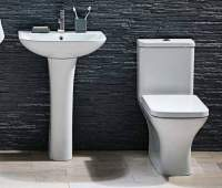 Porto Basin Toilet 4 Piece Set -Scudo