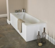 Barmby Single Ended Bath 1500 x 700mm