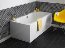 Otley Round Double Ended Bath - 1700 x 750mm - NBA510 - Nuie