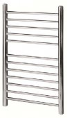 Abacus Elegance Profile Stainless Steel Towel Rail 700 x 500mm