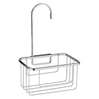Croydex Hook Over Shower Caddy / Basket