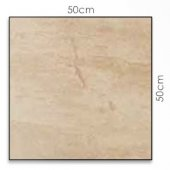 Abacus Direct Reale Tile - 50 x 50cm