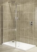 Roman Showers Embrace Wetroom Retro Fit Fixed Return Panel 200mm
