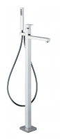 Abode Fervour Freestanding Bath Shower Mixer
