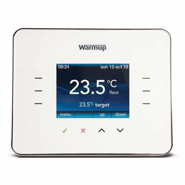 Warmup 3iE Underfloor Heating Thermostat