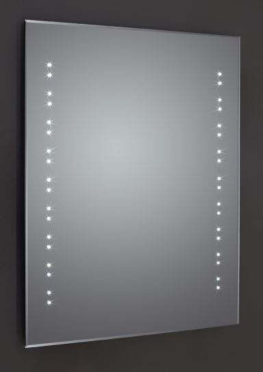 Frontline Ballina LED Bathroom Mirror - 600 x 400