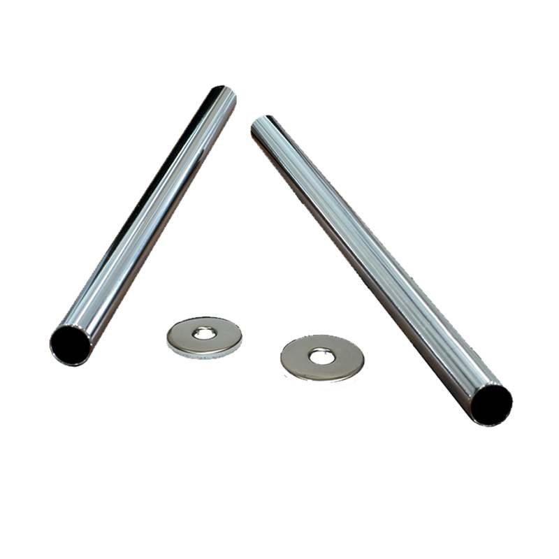 Abacus Chrome Radiator Pipe Installation Kit