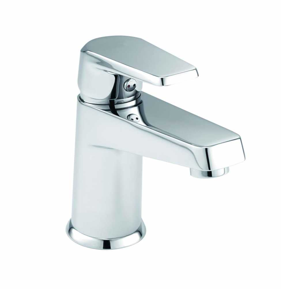 Linton Bathroom Basin Mixer Tap Inc Waste