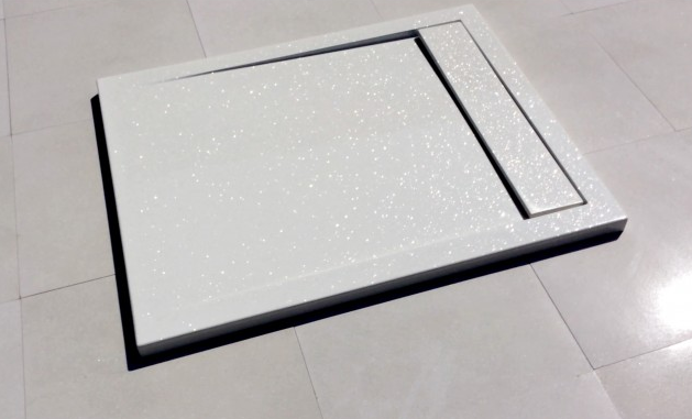 35 Off Roman Infinity Shimmer Shower Trays 1400 X 900mm