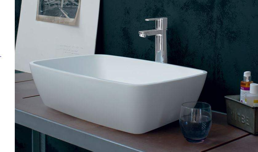 Clearwater Vicenza - Natural Stone Vessel Basin - B4D