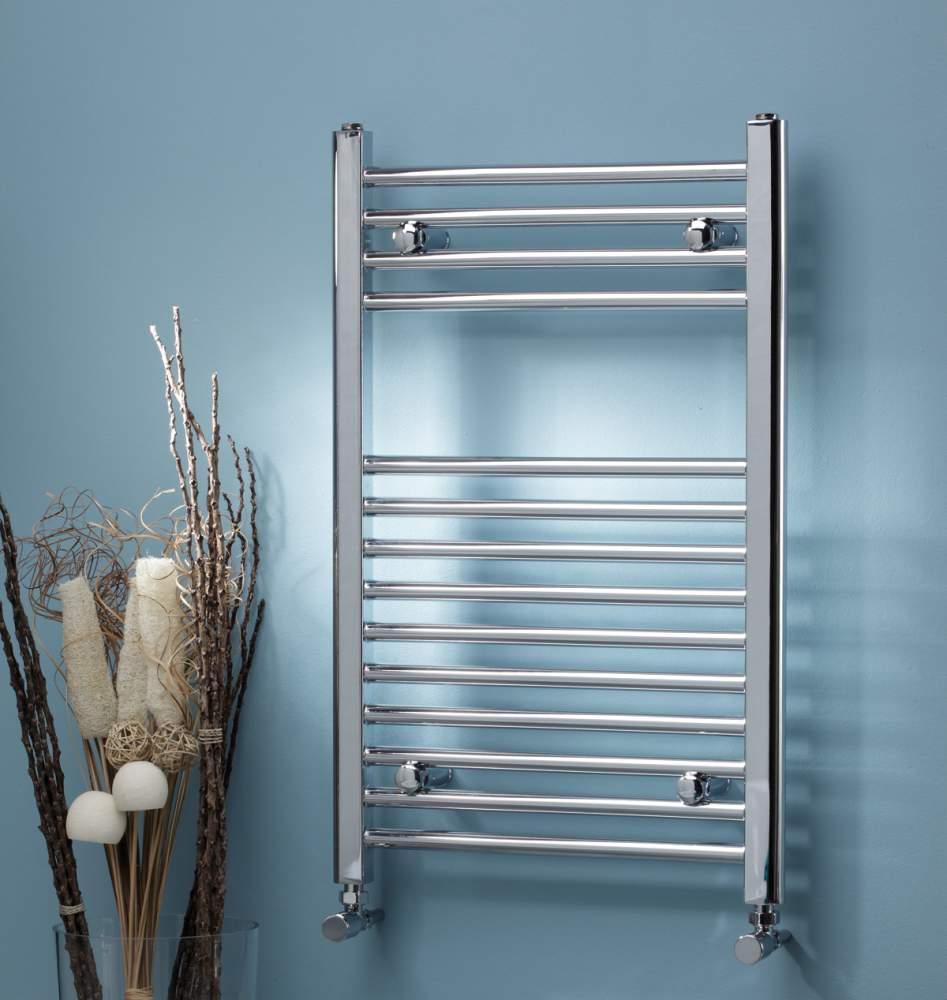 Sale Now On - Kartell 600 x 1200 Straight Chrome Towel Radiator ...
