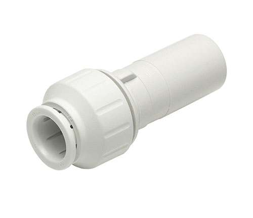 15mm to 10mm Fitting Reducer - JG Speedfit - 10 Pack