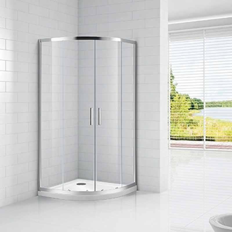 Frontline 800mm Shower Enclosure - Online Sale with Free UK Delivery